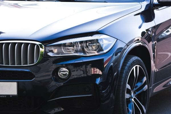 Profit Motivated Vehicle Theft Australia - Luxury Car